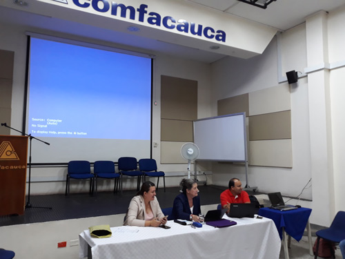 Comfacauca promueve empoderamiento de mujeres rurales