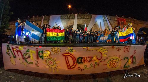 Gobernación del Cauca apoya el Festival América Danza