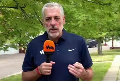 """Jorge Barraza, las letras mejor """"chutadas"""" del fútbol"""