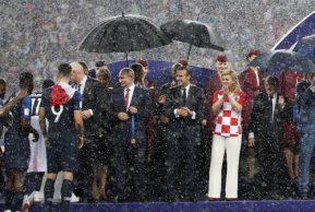 El poder en un paraguas