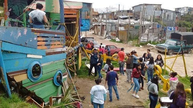 Contradicciones de la renovación urbana en el centro de Bogotá