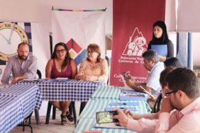 Invitación a 'Taller de Periodismo y Patrimonio Gastronómico'
