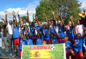 Villa Rica campeón del Mundialito Infantil de Fútbol