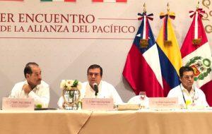 Gobernador del Cauca presente en Alianza del Pacífico