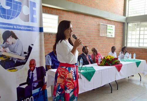 Proyecto Piloto para población afrodescendiente con discapacidad de Puerto Tejada
