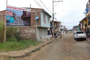 Llamado a la Procuraduría y Contraloría hace la comunidad de Santander de Quilichao por obras con publicidad de promoción de servidor público
