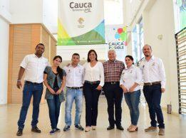 Panes presentó datos nutricionales en el Cauca