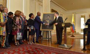 Primer presidente negro llegó a la Casa de Nariño