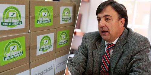 Registrador Consulta Anticorrupción