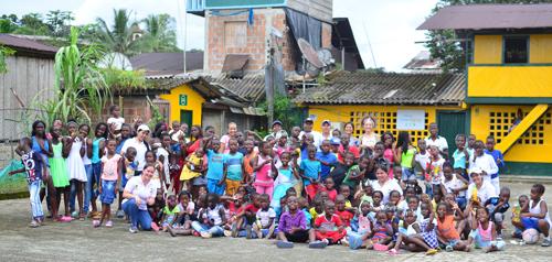 Trabajamos juntos por un Timbiquí libre de Paludismo