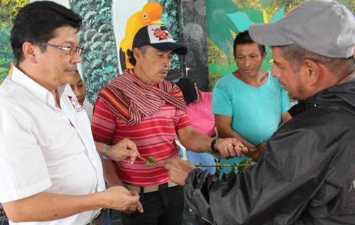Comité Cauca, Gerardo Montenegro Paz