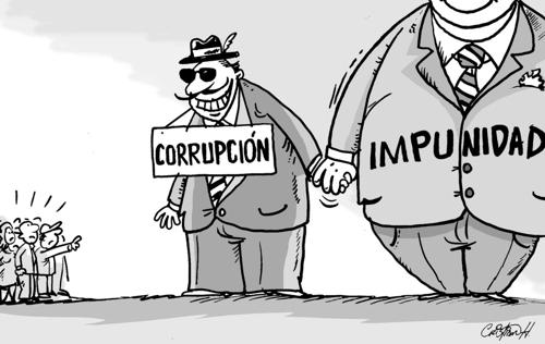 Consulta anticorrupción con intereses ocultos