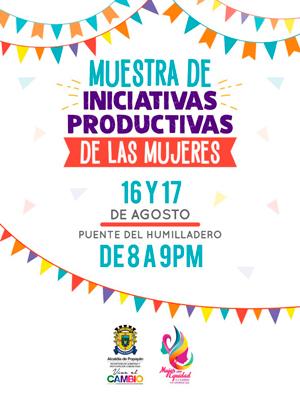 La Alcaldía de Popayán realizará la IV muestra de iniciativas fructíferas con mujeres emprendedoras