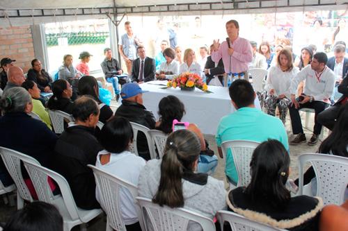 Gobierno de Popayán recibe reconocimiento nacional por trabajo con victimas del conflicto