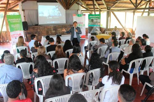 Alcalde de Popayán se reúne con emprendedores locales
