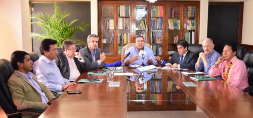 Bancada de congresistas del Cauca apoyarán gobierno departamental