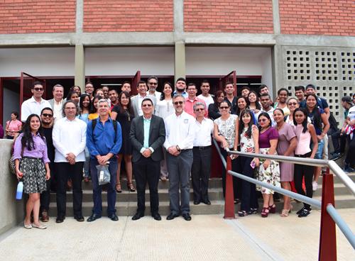 Campus Carvajal estrena obras para el bienestar de los universitarios