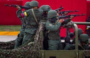 Colombia y Venezuela laboratorios de guerra