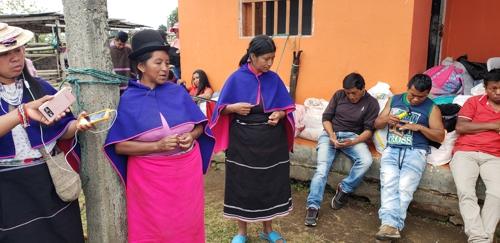 En Caldono, Ancestralidad Indígena sigue en disputa interna