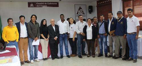 Elegida nueva dirigencia cafetera del Cauca