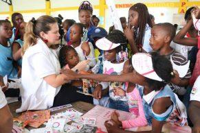 En Timbiquí construyen sueños alcanzando lo que quieren
