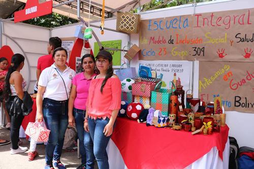 El Patía vivió la Feria de Emprendimiento y Muestra Cultural