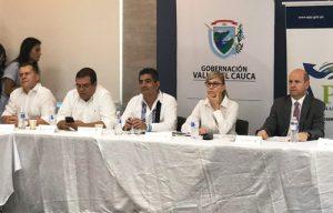 Gobernador del Cauca busca inversionistas extranjeros