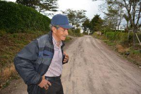 Mejoran vías rurales de Piendamó