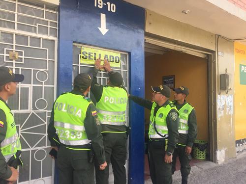 Policía Metropolitana de Popayán al cuidado del turismo