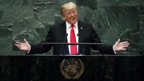TRUMP EN LA ONU