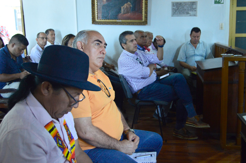 Debate de Gestión sobre problemáticas en Santander de Quilichao
