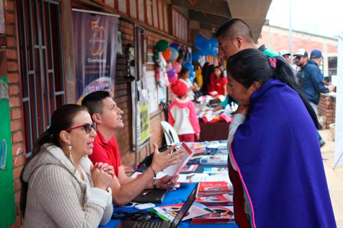 Usenda-Silvia se alista para recibir la Agencia de Empleo de Comfacauca