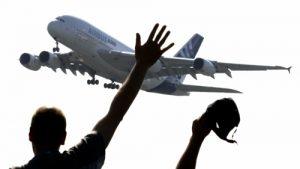 Crónicas de viaje – El avión