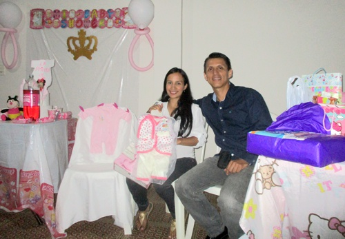 Baby shower sorpresa: Esperando a Marianita Luna Castaño