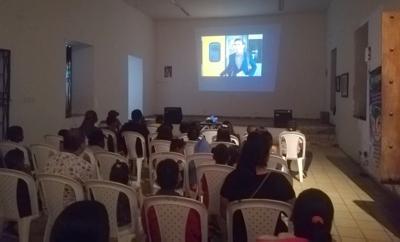 Cine al Parque se realizó en Caloto - ESE Norte 2 - Incader