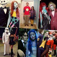 Disfraces, máscaras y vampiros