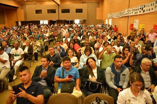 Gobierno Duque dejó plantados a congresistas en el Cauca
