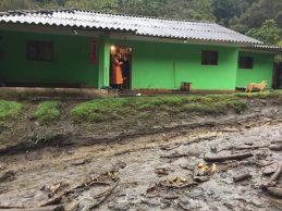 Incomunicados varios municipios del Macizo Colombiano