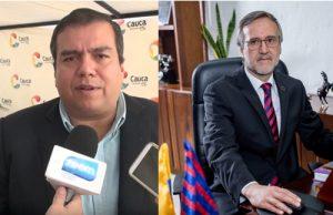 José Luis Diago Franco y Oscar Campo