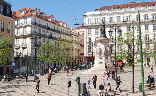 Crónicas de viajes – Monumento Luís Vaz de Camões