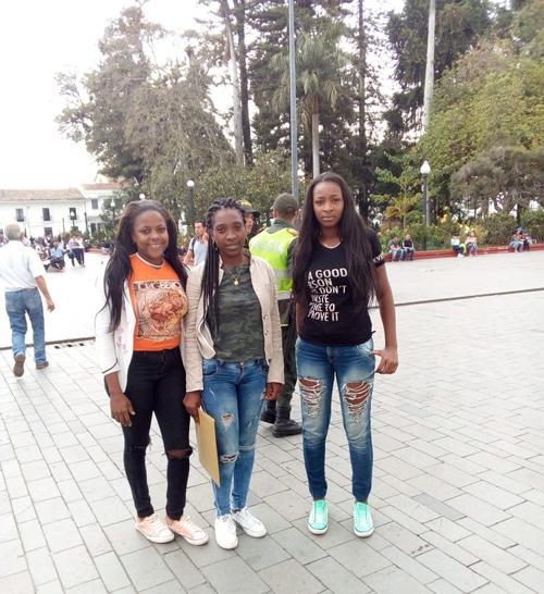 Presunto caso de discriminación racial en Popayán