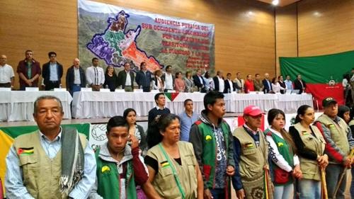 Repulsión del Gobierno hacia el Suroccidente colombiano