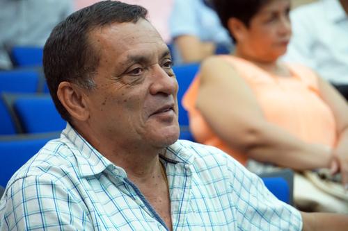 Oswaldo Galarza, líder empresarial de la región