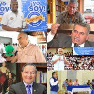 Candidatos a la Gobernación del Cauca 2019