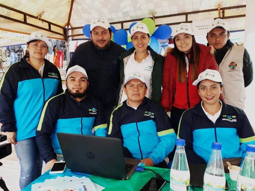 Emcaservicios en la Cumbre del Cauca en el Macizo