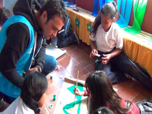 ¡Invitación del Club Defensor de Agua del municipio de La Vega, a participar de la Cumbre del Cauca en el Macizo!