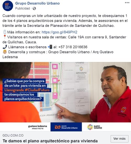 Santander de Quilichao se administra como negocio privado