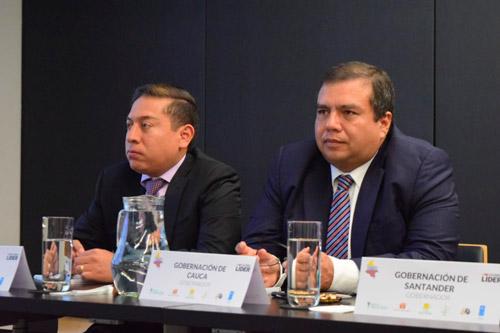 """Gobernador del Cauca estuvo """"Al Tablero"""" socializando acciones ejecutadas para disminuir índices de pobreza extrema"""