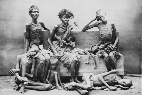 La Gran Hambruna de Bengala