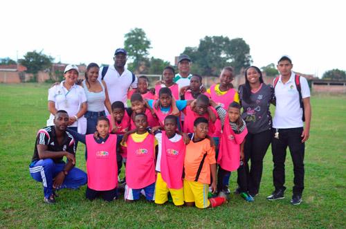 Jóvenes, niños y niñas de Puerto Tejada y Miranda llevan mensaje de prevención y del buen uso del tiempo libre
